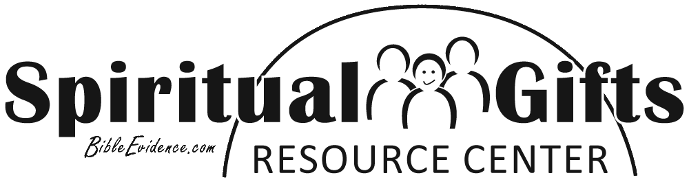 Spiritual Gifts Resource Center logo by BibleEvidence.com